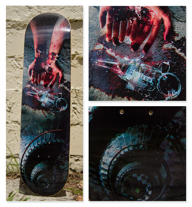 Skateboard Deck Design